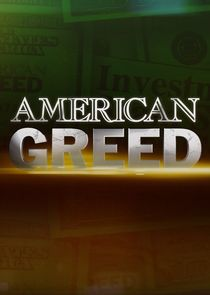 American Greed cover