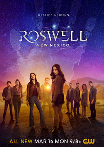 Roswell, New Mexico cover