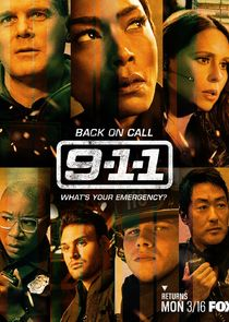 9-1-1 cover