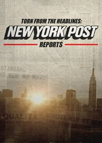 Torn from the Headlines: New York Post Reports cover