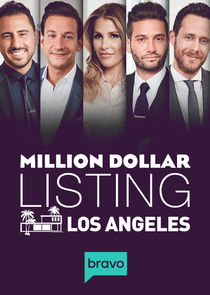 Million Dollar Listing: Los Angeles cover