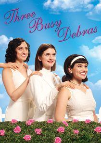 Three Busy Debras cover