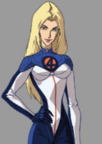 Sue Storm / Invisible Woman