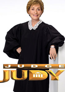 Judge Judy cover