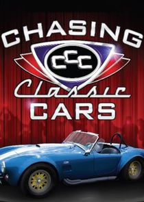 Chasing Classic Cars cover