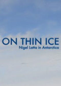 Nigel Latta in Antarctica