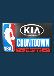 NBA Countdown cover