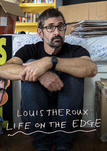 Poster of Louis Theroux Life on the Edge S01E04 XviD-AFG