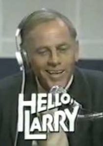 Hello, Larry