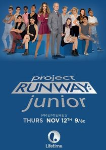 Project Runway Junior cover
