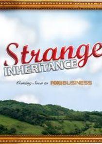 Strange Inheritance cover