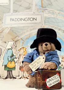 cover for Paddington