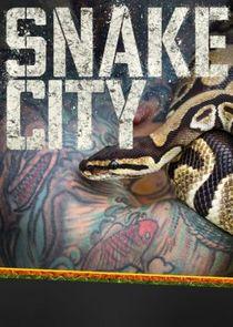 Snake City cover