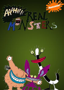 cover for Aaahh!!! Real Monsters