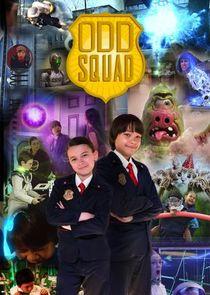 Odd Squad cover