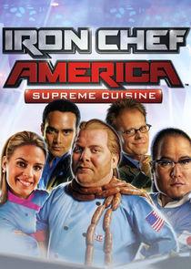 Iron Chef America cover