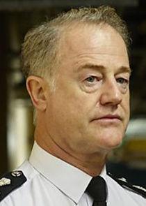 Detective Superintendent Marcus McDonald