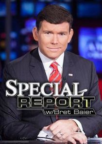 Special Report with Bret Baier cover