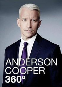 Anderson Cooper 360° cover