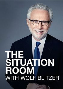 The Situation Room with Wolf Blitzer cover