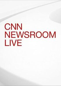 CNN Newsroom Live cover