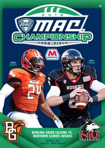 cover for MAC Football Championship