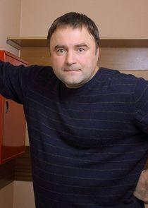Владимир Борисович Уваров, подполковник