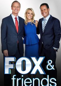 FOX & Friends cover