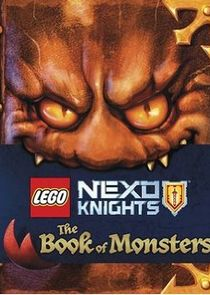 LEGO Nexo Knights: The Book of Monsters