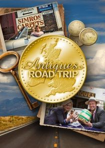 Poster of Antiques Road Trip