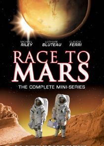 cover for Race to Mars