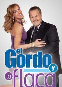 El Gordo y la Flaca cover