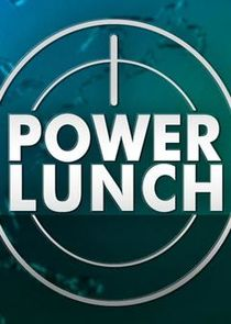Power Lunch cover