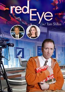 Red Eye w/ Tom Shillue