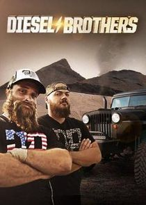 Diesel Brothers cover