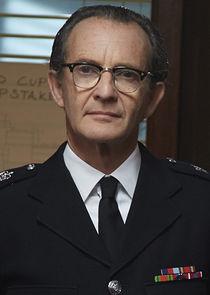 Chief Superintendent Reginald Bright
