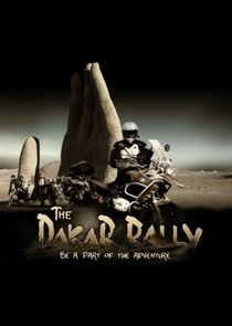 The Dakar Rally cover