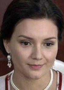 Ольга Рогожина, барышня