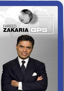 Fareed Zakaria GPS cover