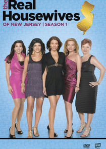 The Real Housewives of New Jersey cover