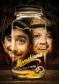 Moonshiners cover