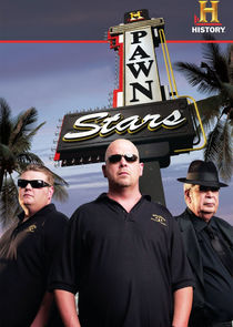 Pawn Stars cover