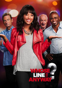 Whose Line Is It Anyway? cover