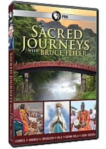 cover for Sacred Journeys with Bruce Feiler