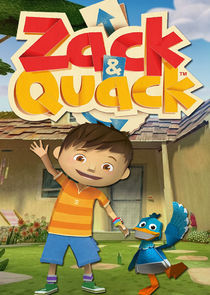 cover for Zack & Quack