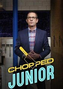 Chopped Junior cover