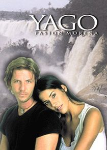 cover for Yago, pasion Morena