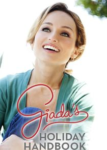 Giada's Holiday Handbook cover