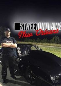 Street Outlaws: New Orleans cover
