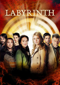 cover for Labyrinth